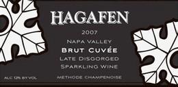 2007  Brut Cuvée Sparkling Wine