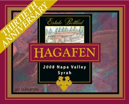 2008 Napa Valley Syrah