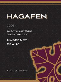 2009 Hagafen Cabernet Sauvignon