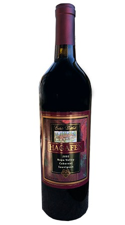 2002 Hagafen Estate Bottled Cabernet Sauvignon