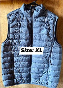Hagafen Logo XL Men's Vest