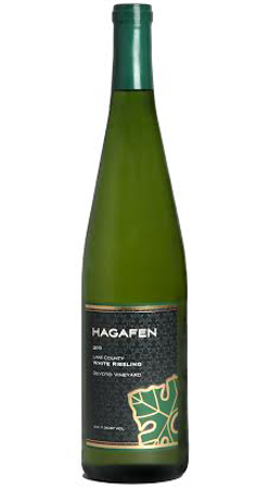 2015 Hagafen Lake County White Riesling