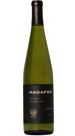 2018 Hagafen Lake County Riesling