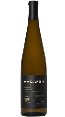2018 Hagafen Napa Valley Dry Riesling