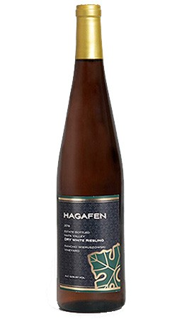2016 Hagafen Napa Valley Dry White Riesling