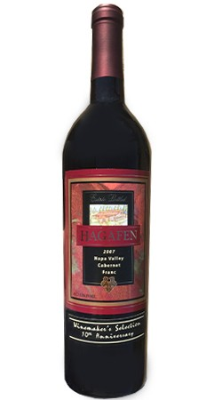 2007 Estate Bottled Napa Valley Cabernet Franc Image
