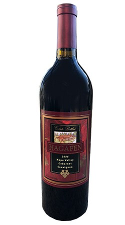 2006 Hagafen Estate Bottled Napa Valley Cabernet Sauvignon Image