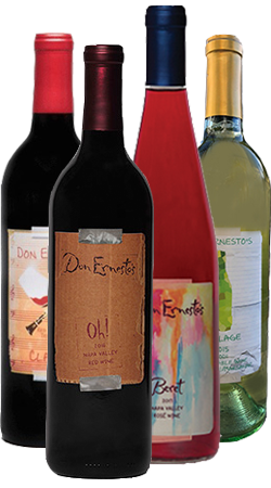 Don Ernesto Wine Package