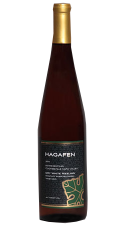 2014 Hagafen Dry White Riesling