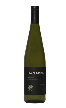 2017 Hagafen Lake County Riesling Image