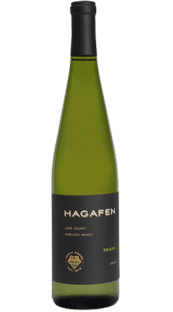 2019 Hagafen Lake County Riesling